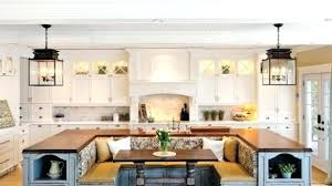 kitchen island with bench seating. Staggering Kitchen Island With Built In Seating The Most Large Bench . C