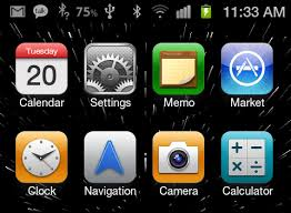 Tip Samsung Galaxy S Ii Android Notification Bar Icon Guide