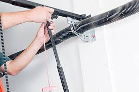garage door broken spring cable repair connecticut