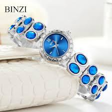 <b>BINZI</b> Brand Luxury Women Bracelet Watch <b>Relogio Feminino</b> ...