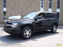 Blazer black chevy trailblazer : 2007 Chevrolet TrailBlazer LS 4x4 in Black - 234943 | NYSportsCars ...