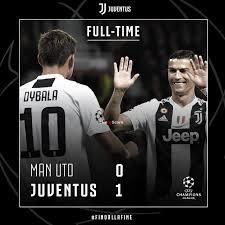 Manchester United 0-1 Juventus Full Highlight Video – Uefa ...