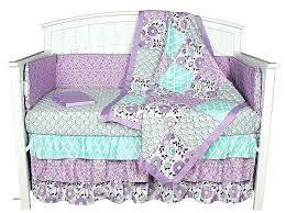 purple and mint crib bedding shabby chic baby bedding target awesome baby girl crib bedding purple purple and mint crib bedding