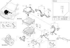 2017 kia soul ev miscellaneous wiring kia parts now  at Kia Soul Rear Wiring Harness For License Plate