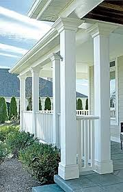 Impressive House Columns Designs Porch Design Options For Curb Appeal And  More