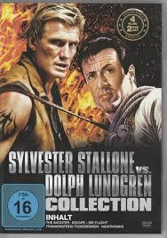 """Sylvester Stallone Dolph Lundgren Collection"""" – Film gebraucht kaufen –  A02mRHNv11ZZU"""