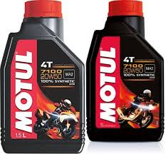 Motul 7100 20w50 Fully Synthetic Engine Oil Corebikerz Motul