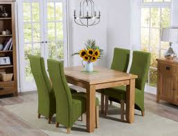 green dining room chairs. Dining Room Chair Fabric Ideas With Green Color Chairs