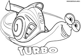 Small Picture Turbo coloring pages Coloring pages to download and print