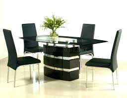 modern dinette sets space saving dining furniture design tables table square round for 8 chairs and