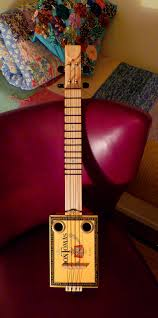i wrote a diy cigarbox ukulele article for bust s june july edition sneak preview here in the is a short version of the