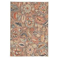 elyse taupe 5 ft x 7 ft area rug