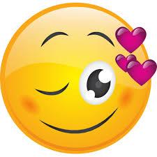 Wink Wink 3 Emotions Smiley Emoticon Emoji