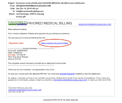 Fmbs Invoice | Favored Medical Billing