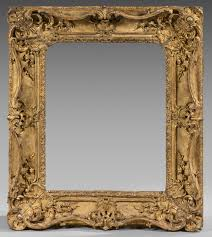 antique picture frames. Lot 27: French Rococo Frame, 18th Century Antique Picture Frames