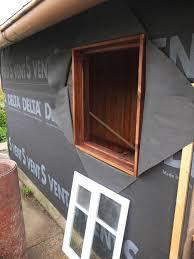 Renovierung Der Gartenlaube Teil 3 Rückwand Erneuern Und Fenster