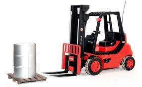 <b>Погрузчик ForkLift Truck</b> на радиоуправлении масштаб 1:6 <b>Hobby</b> ...