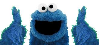 cookie monster dancing gif. Contemporary Monster Cookie Monster Dancing Gif On Gif A