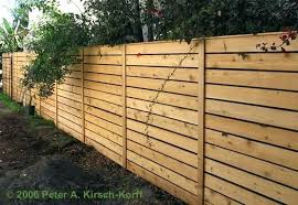 horizontal wood slat fence.  Horizontal Wood Fence Slats Vertical Horizontal Redwood 2  Slat Cedar   On Horizontal Wood Slat Fence R