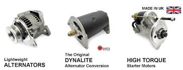 Light Starters Uk Powerlite Suppliers Of Starter Motors And Alternators