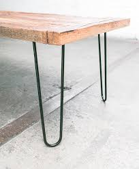 modern metal furniture legs. Raw Steel Furniture. Fancy Metal Furniture Legs Modern 16 Hairpin Satin Black Industrial Strength Mid T