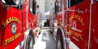 about pasadena fire department
