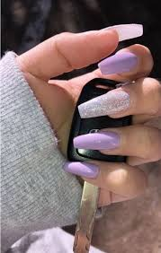 60 purple cute nails ideas for winter misiwe nail
