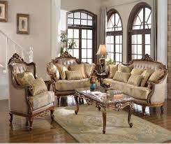 3 2 1 antique wooden sofa set