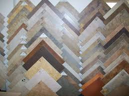 types of tiles for floors