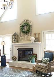 decorating above mantle fireplace nice ideas for decorating above a fireplace mantel best over fireplace decor