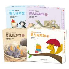 years old children s book pre books share bestselling coloring book oriental doll family library baby picture book total 4 sets 5 8