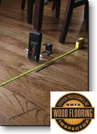 by choosing an nwfa certified inspector you can be certain that he or she has the knowledge and skills to best ist you in inspecting your wood floors