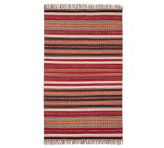 jessa stripe dhurrie rug saved view larger