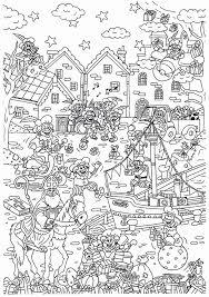 Kleurplaten Sinterklaas Groep 8 Brekelmansadviesgroep