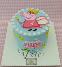 Peppa Pig Cake By Teté Cakes Design Cakesdecor