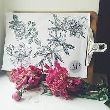 13 карточек в коллекции тату эскизы на бедро цветы черно белые
