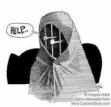 العفة  والحشمة   تحت  الحجاب  !