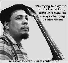 Jazz Quotes Gorgeous Jazz Quotes Quotations About Jazz MINGUS MINGUS MINGUS