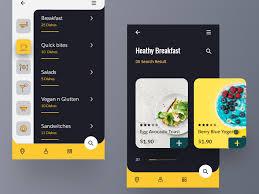 restaurant menu design app restaurant menu by nikita jadhao on dribbble