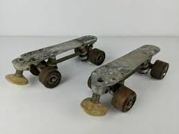 Snyder Super Deluxe Roller Skate Plates Artistic Dance Jam