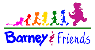 Image - Barney and friends logo.png | Barney Wiki | FANDOM powered ...