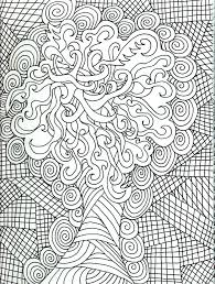 Small Picture Challenging Christmas Coloring Pages Elioleracom