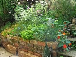 outdoor herb garden. Soil Outdoor Herb Garden Ideas