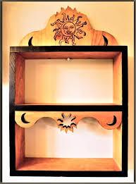 handmade custom shelves wall shelf