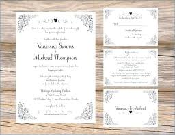 Wedding Invitation Inserts For Hotel Information Template Cafe322 Com
