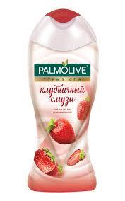 Крем-<b>гель для душа</b> PALMOLIVE Гурмэ спа <b>клубничный</b> смузи с ...