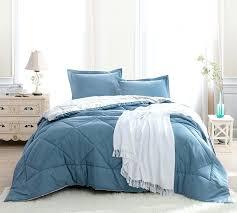 spring bedroom comforters navy blue duvet set cotton bed linen and white cover blue bedding sets
