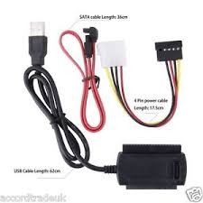 ide to sata converter sata pata ide drive to usb 2 0 adapter converter cable for 2 5 3 5