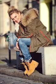 Женская парка: с чем носить, с какой обувью сочетать? | <b>Зимние</b> ...