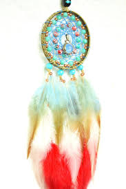 Small Dream Catchers For Sale 100 best car dreamcatcher small dream catcher rear view mirror 26